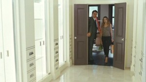 """Carrie Bradshaw Closet"""