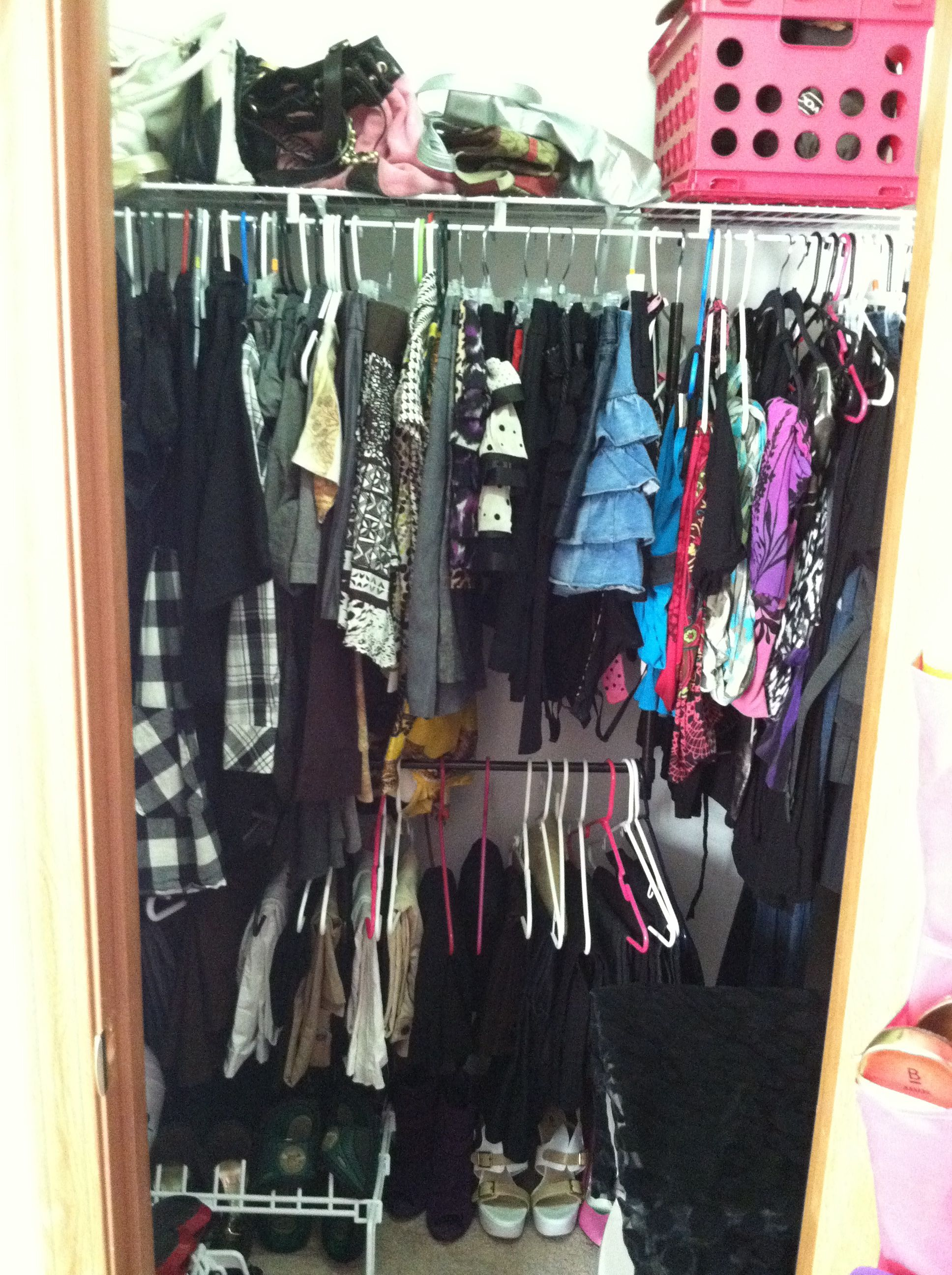 Turning A Spare Room Into A Dream Closet (Or Why I Have The BEST ...