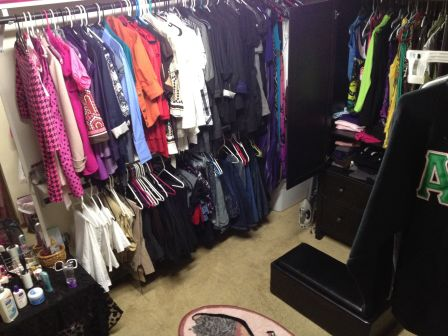 """Dressing Room"""