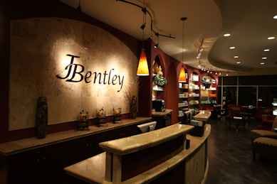 """JBentley Reception and Retail"""