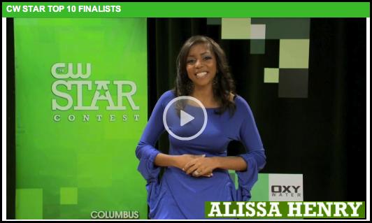 """""""Vote for Alissa Henry!"""""""