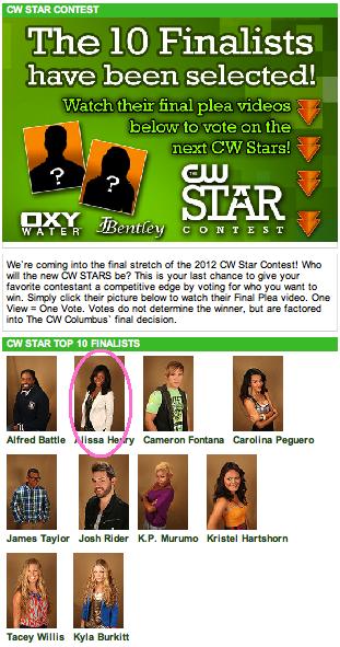 """""""CW Star Columbus Contest"""""""