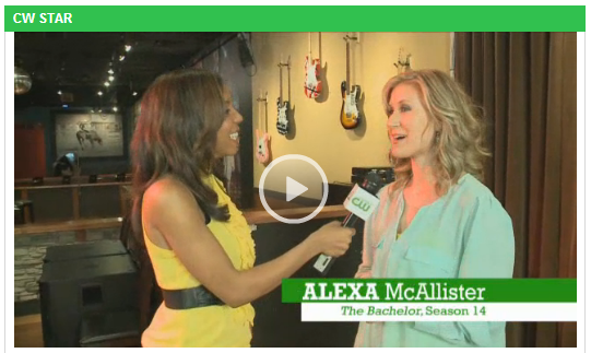 Click here to watch Alissa's interview with Alexa!
