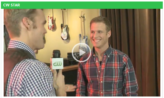 Click here to watch Cameron's interview with Will Holman!