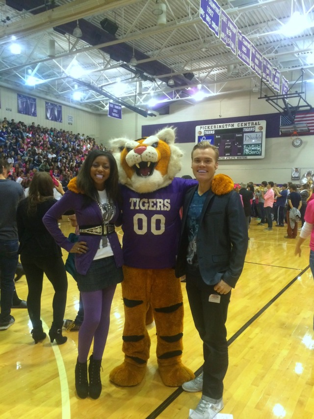 Pickerington High School Central MASCOT