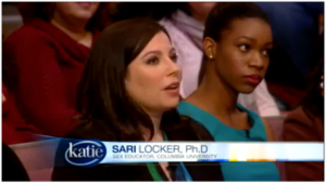 Dr. Sari Locker