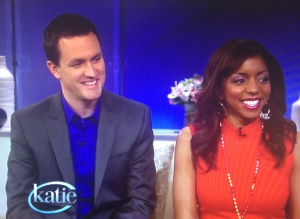 The Katie Couric Show - Alissa and Joe