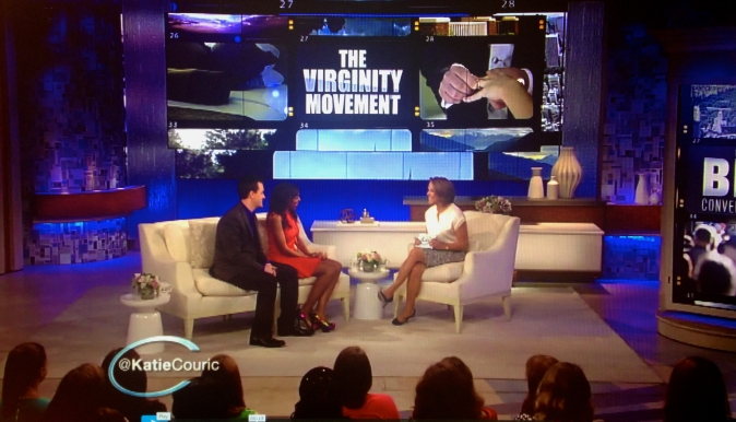 The Katie Couric Show