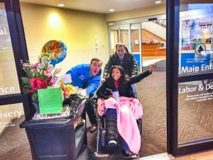 Leaving Grant Hospital