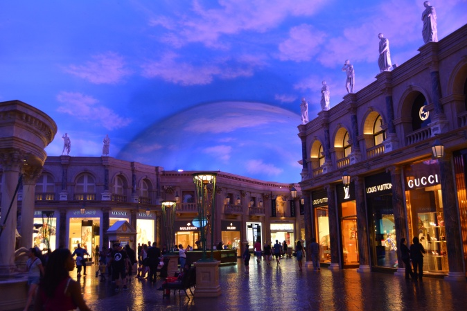 Forum Shops at Caesar's Palace
