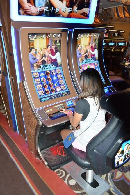 Friends Slot Machine!