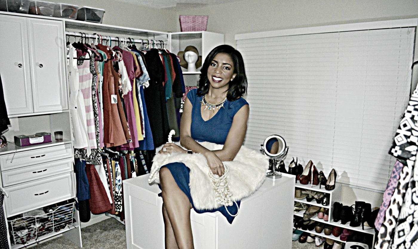 Spare Bedroom Closet