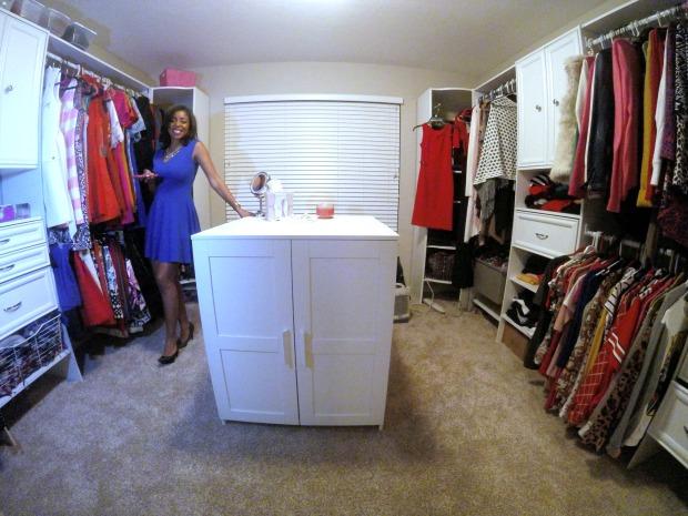 Dream Closet Dressing Room