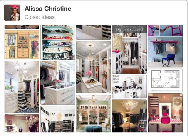 Alissa Pinterest Idea Board