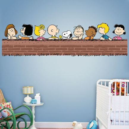 Charlie Brown Peanuts Nursery