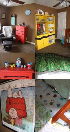 Peanuts Charlie Brown Nursery