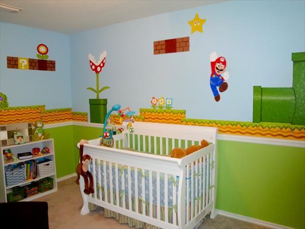 Super Mario Nursery