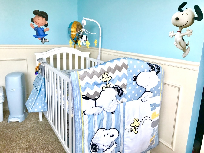 It S A Great Nursery Charlie Brown Alissa Henry